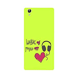 Digi Fashion Designer Back Cover with direct 3D sublimation printing for Vivo Y51L
