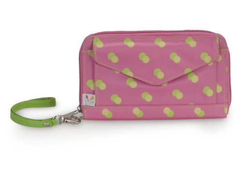 All For Color Citrus Dot Phone Wallet