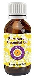 Pure Neroli Essential Oil 30ml (Citrus Aurantium) 100% Pure & Natural
