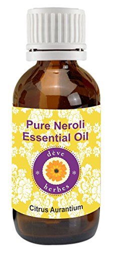 Pure Neroli Essential Oil 30ml (Citrus Aurantium) 100% Pure & Natural