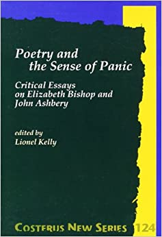 "elizabeth bishop critical essays Elizabeth bishop's art of losing  for an essay on the subject of ""americanism""  inscribed ""elizabeth, go to hell"" ."