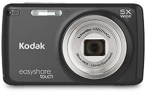 Kodak EasyShare Touch M577 Digital Still Camera - Black (14MP, 5x Optical Zoom) 3.0 inch HVGA Touchscreen