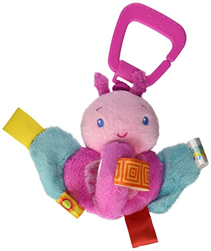Taggies Soothe 'n Shake Plush Toys - 1