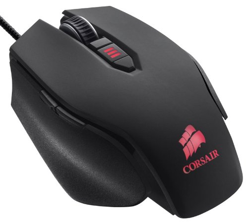 Get Corsair Raptor M45-5000 DPI Optical Sensor Gaming Mouse (Raptor M45)