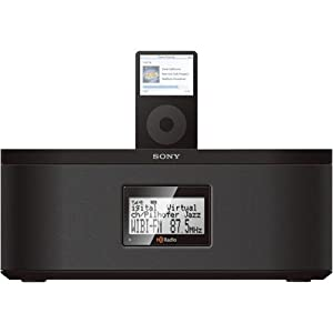 Sony XDR-S10HDiP HD Radio with Dock for iPod/iPhone