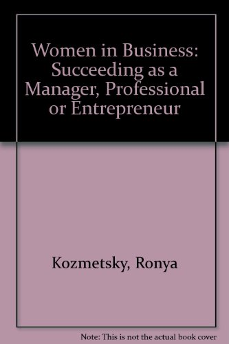 women-in-business-succeeding-as-a-manager-professional-or-entrepreneur