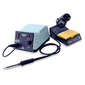 Weller WES51 Analog Soldering Station, Power Unit, Soldering Pencil, Stand and Sponge