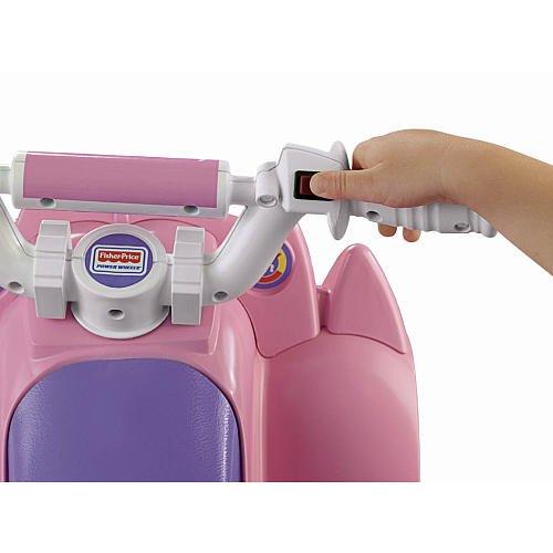 Power Wheels Lil Quad Minnie Mouse Power Wheels Lil Quad Ride