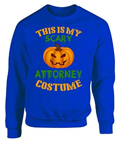 Hallo (Attorney Costume Ideas)