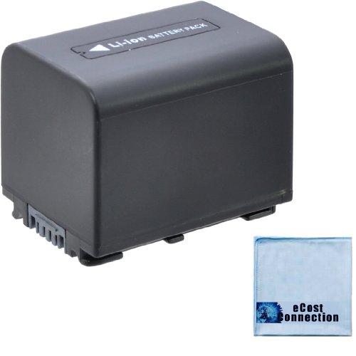 Np-Fv70 3800Mah Infolithium V Series Li-Ion Battery + Microfiber Cloth For Sony Dcr-Sx45/S Dcrsx45/S Sx45/S Dcr-Sx45E Dcrsx45E Sx45E Dcr-Sx53 Dcrsx53 Sx53 Dcr-Sx53E Dcrsx53E Sx53E Dcr-Sx63 Dcrsx63 Sx63 Dcr-Sx65 Dcrsx65 Sx65 Dcr-Sx83 Dcrsx83 Sx83 Dcr-Sx85