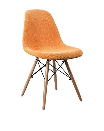 LO + demoda stoel Set van 2 houten Fabric Edition