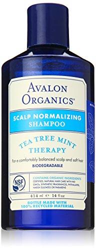 Avalon organics scalp normalizing shampoo