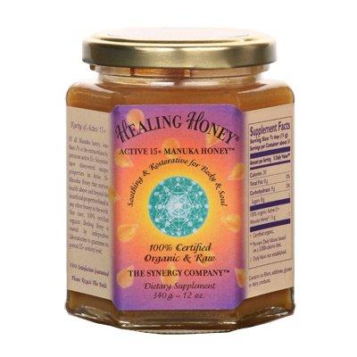 Healing Honey - Active Manuka 15+ 12oz