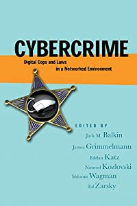 "Cover of ""Cybercrime: Digital Cops in a N..."