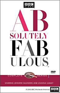 Absolutely Fabulous - Complete Series 1 by BBC Warner