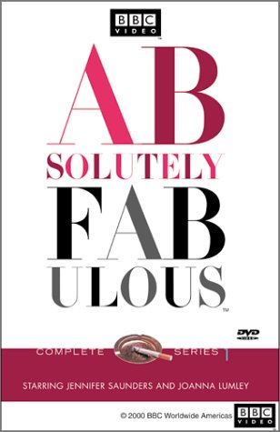 Absolutely Fabulous Complete Series 1 [DVD] [1992]