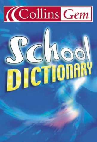 School Dictionary (Collins GEM) PDF