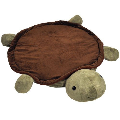 Cloud B Snug Rug Plush Toy, Turtle - 1