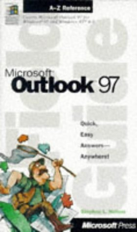Microsoft Outlook 97 Field Guide (Field Guide (Microsoft))