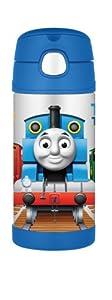 (速抢)膳魔师托马斯小火车水杯Thermos Funtainer Bottle, Thomas the Train $17.12