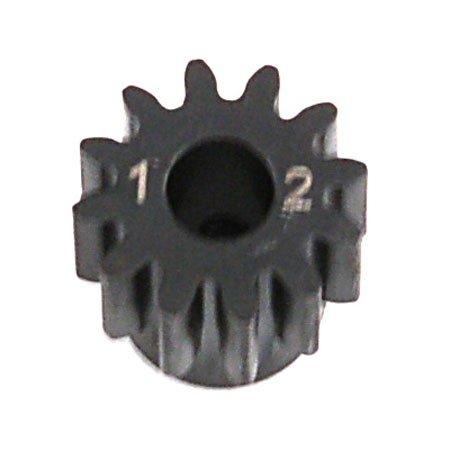 Team Losi 1.0 Module Pitch Pinion, 12T: 8E