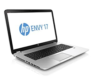 HP ENVY 17-j020us Quad Edition Notebook PC