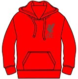 Mens Official Liverpool Football Club LFC Hoodie Jumper Hoody Sweatshirt Hooded Sweat Top Large and Extra Large (Extra Large)