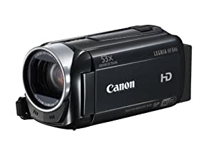 "Canon Legria HF R46 Caméscope 3,28 Mpix Ecran 7,5cm (3"") Zoom optique 32x Noir"
