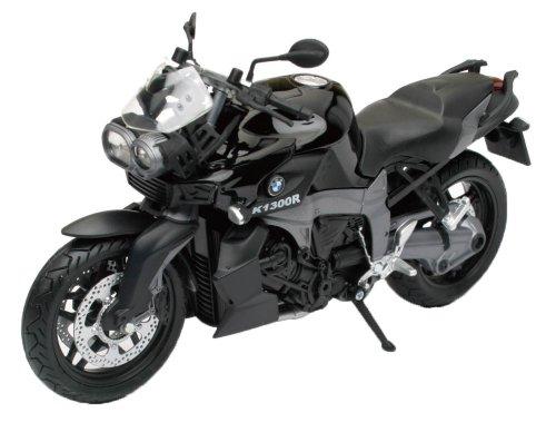 スカイネット 1/12 完成品バイク BMW K1300R (ブラック)