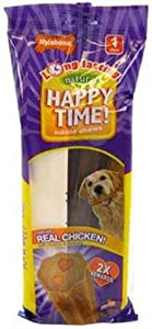 Nylabone Happy Time Dog Chew, Large