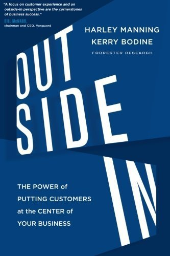 Outside In: The Power of Putting Customers at the Center of Your Business (UK Edition)