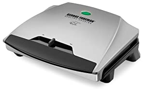 George Foreman GR1080P Temp to Taste 72 Square Inch Variable Temperature Indoor Contact... by George Foreman
