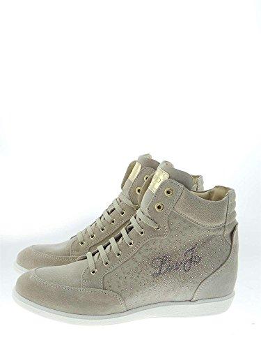 Liu Jo Girl UB21253 Sneakers Donna Avorio 38