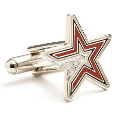 Officially Licensed MLB Baseball Cufflinks