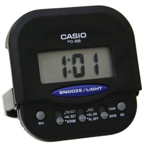 Casio Wall Clock (PQ-30B-1DF)