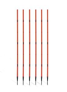 adidas Agility Poles (Set of 6)