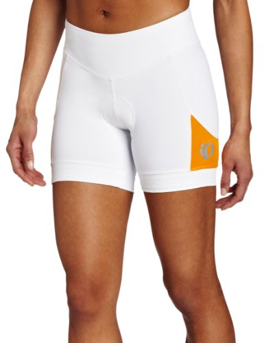 Buy Low Price Pearl Izumi Women's White Sugar Short (B004EPXW16)