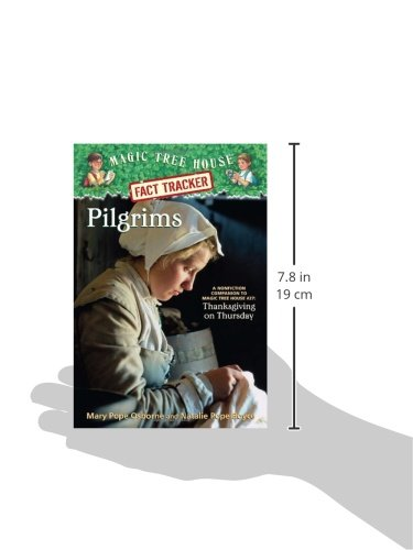 Pilgrims: A Nonfiction Companion to Thanksgiving on Thursday (Magic Tree House Research Guide)