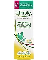 Simple Kind To Skin Sun Kissed Moisture Cream 50 ml