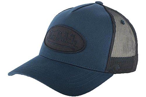 von-dutch-gorra-beisbol-von-dutch-azul-bm-hombre-mujer-azul-talla-unica