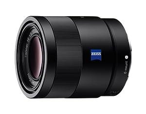Sony 55mm F1.8 Sonnar T* FE ZA Full Frame Prime Lens