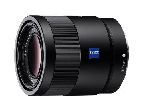 Sony 55mm F1.8 Sonnar T* FE ZA Full Frame Prime Lens – Fixed
