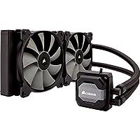 Corsair Hydro Series H115i Extreme Performance Liquid CPU Cooler (Black)