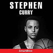 Stephen Curry Audiobook by  Smartbios Narrated by David Boyd