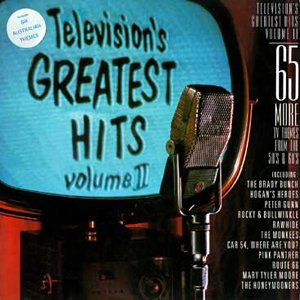 television's greatest hits, vol. 2 LP