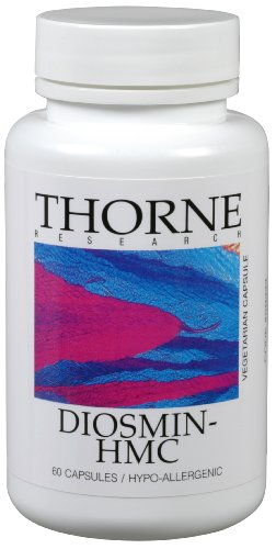 Thorne Research Diosmin-Hmc, 60 Vegetarian Capsules