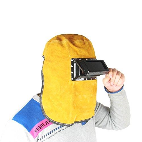 Comfortable-Leather-Filter-Inner-Outter-Lens-Glasses-Welding-Hood-Helmet