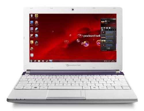 Packard Bell SC-955UK NU.C0CEK.002 10.1-inch Dot Laptop (Intel Atom N2600 1.6GHz, 1GB RAM, 320GB HDD, Integrated Graphics, Windows 7 Starter)