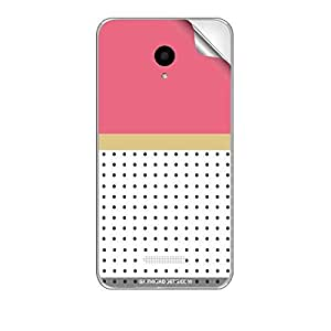 Skin4Gadgets Dots Phone Skin STICKER for MICROMAX Q391 CANVAS DOODLE 4