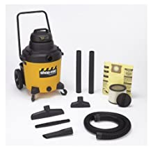 Shop-Vac 9253310 18-Gallon 6 5 Peak HP Right Stuff Wet Dry Vacuum